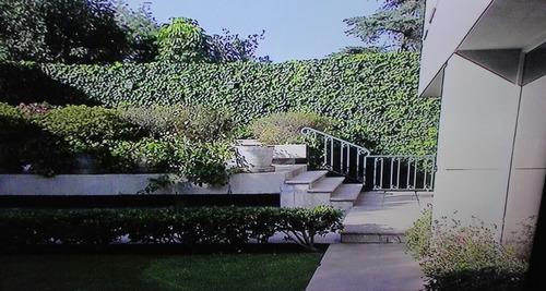 hermosa casa en lomas de chapultepec