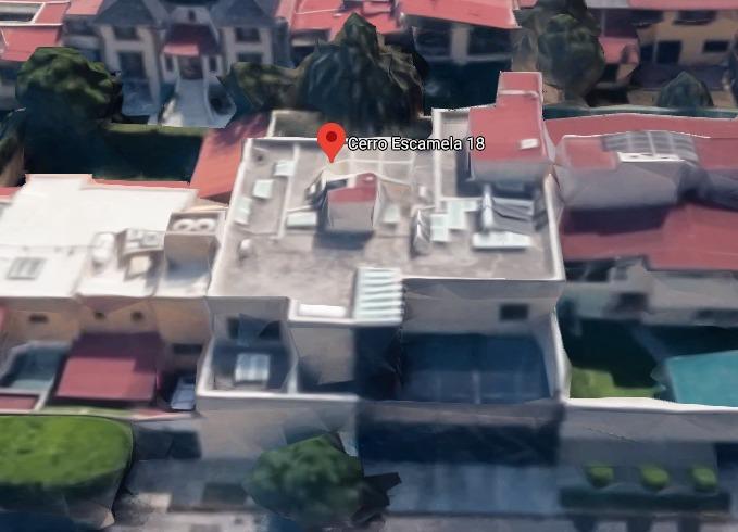 hermosa casa en pedregal de san francisco, coyoacan