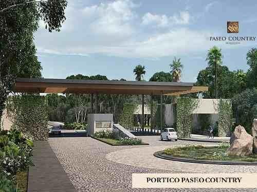 hermosa casa en pre venta en paseo country yucatan country