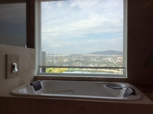 hermosa casa en privada en balcones con extraordinaria vista (da)