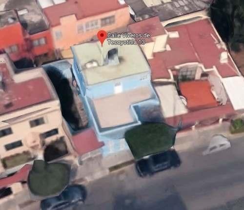 hermosa casa en privada en viveros de la loma tlalnepantla
