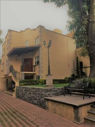 hermosa casa en renta en coyoacan