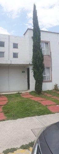 hermosa casa en renta en cuautitlán
