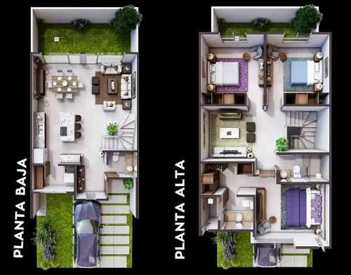 hermosa casa en residencial cumbres