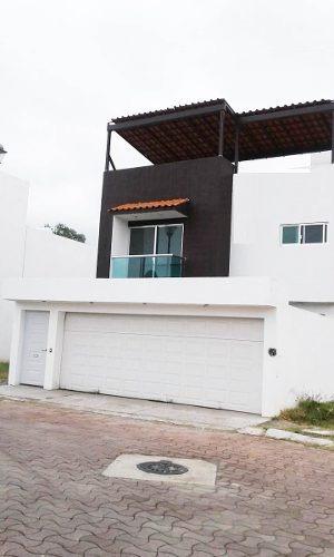 hermosa casa en residencial las trojes