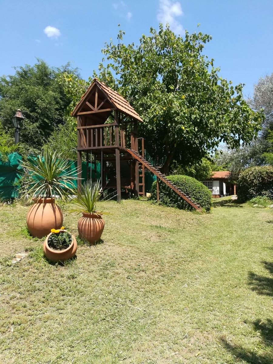 hermosa casa en venta amoblada con pileta