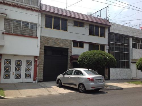 hermosa casa en venta de 400 m2 en narvarte oriente. mc