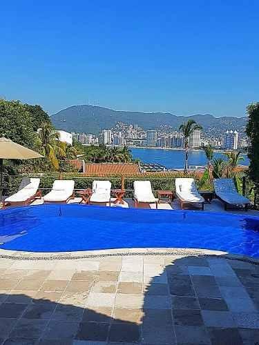 hermosa casa en venta en acapulco las brisas