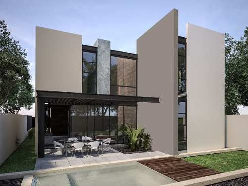 hermosa casa en venta en cancun lagos del sol c1775