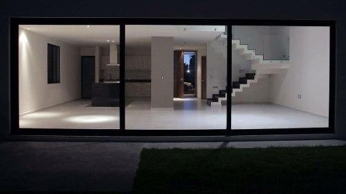 hermosa casa en venta en fraccionamiento el refugio