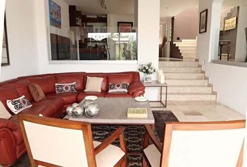 hermosa casa en venta en lomas de anahuac