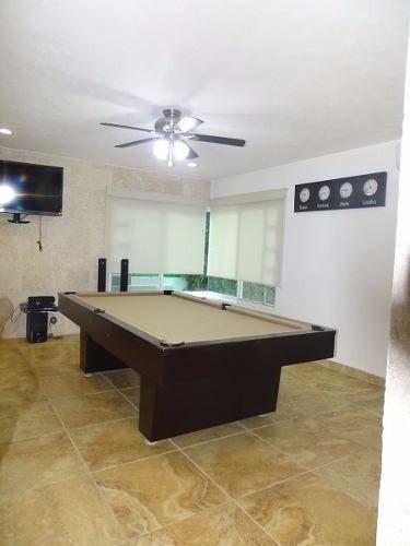 hermosa casa en venta, en lomas de cocoyoc. terreno 886 m2