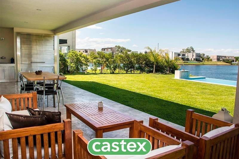 hermosa casa en venta en los lagos nordelta