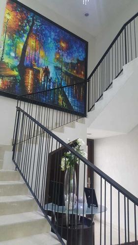 hermosa casa en venta en santillana