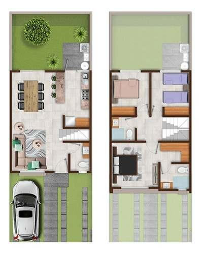 hermosa casa en venta en zakia