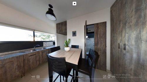 hermosa casa en zibata, 3 recamaras, 3.5 baños, estudio o 4ta rec, alberca...