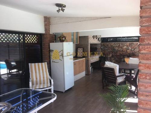 hermosa casa en zona paradas de la mansa a metros del mar!! - ref: 652