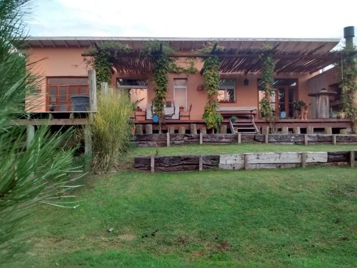 hermosa casa estilo campo en pinamar