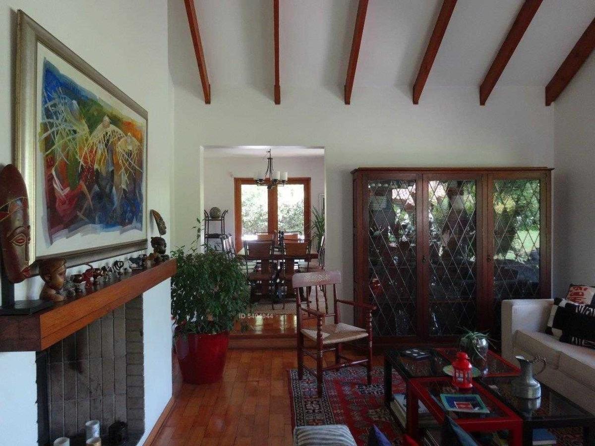 hermosa casa estilo chilena campestre