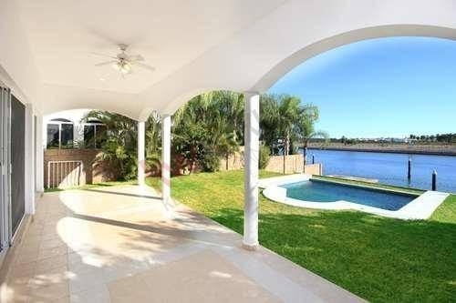hermosa casa frente al agua en marina mazatlan - villa coral 32
