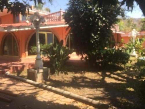 hermosa casa frente al lago  en ocotlán