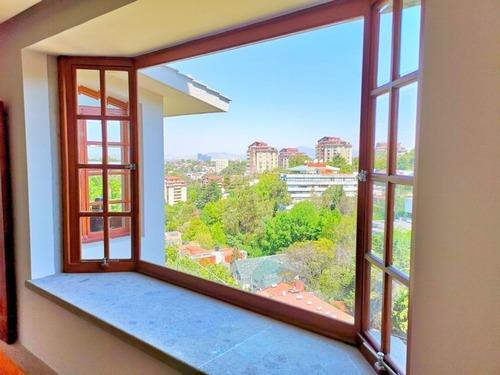 hermosa casa!! lomas de chapultepec, calle cerrada con vigilancia