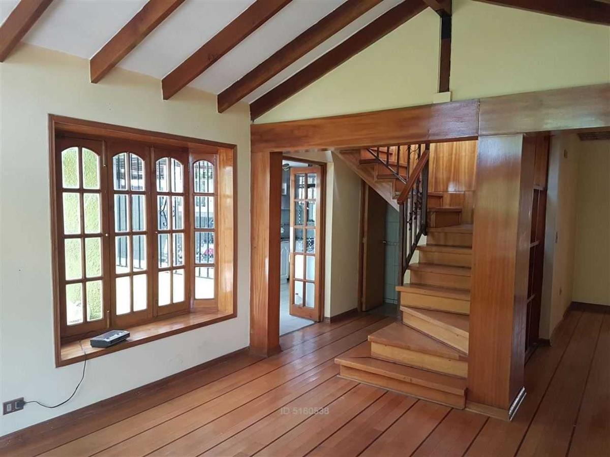 hermosa casa madera