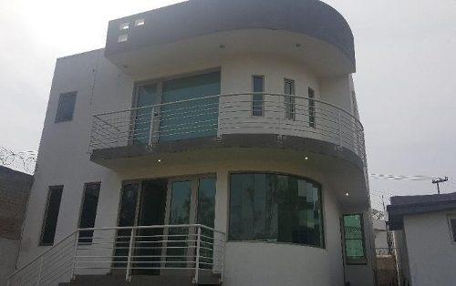 hermosa casa minimalista en lago de guadalupe