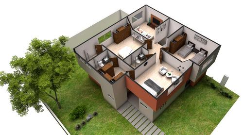 hermosa casa, nueva, amplia e iluminada, trato directo