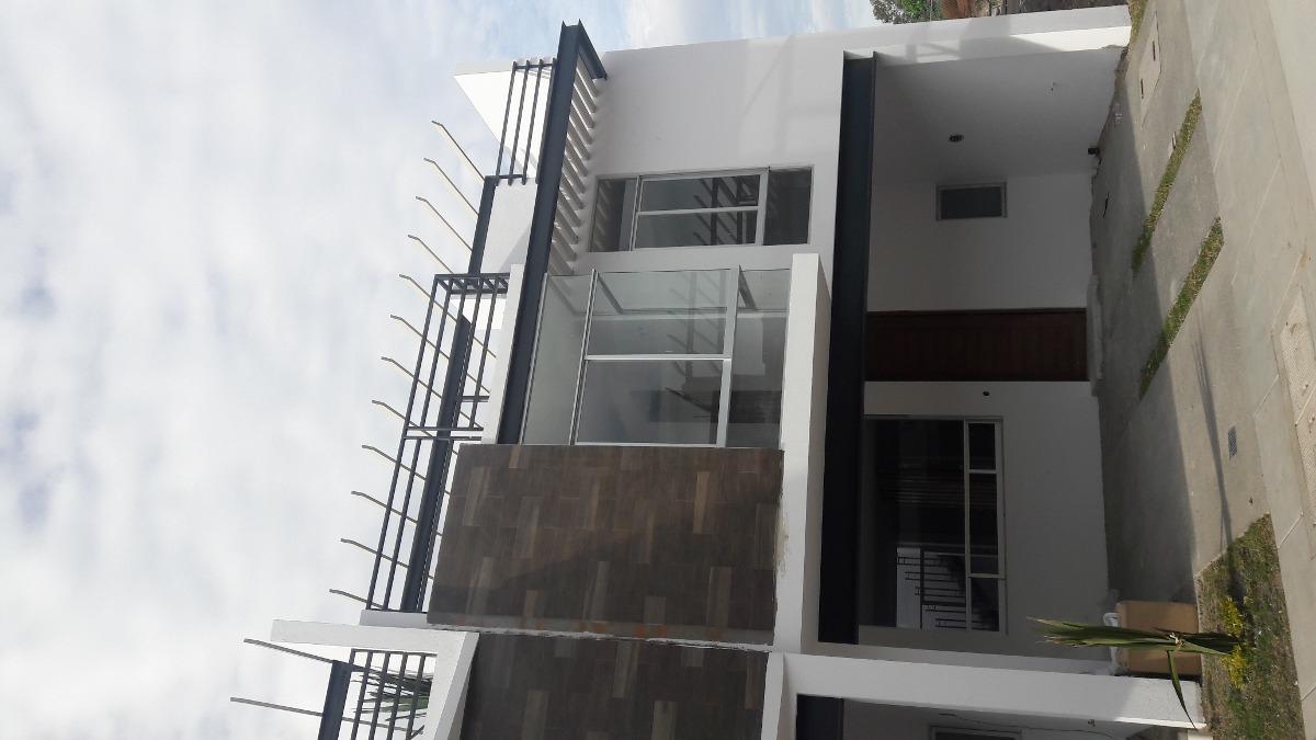 hermosa casa nueva con roof garden