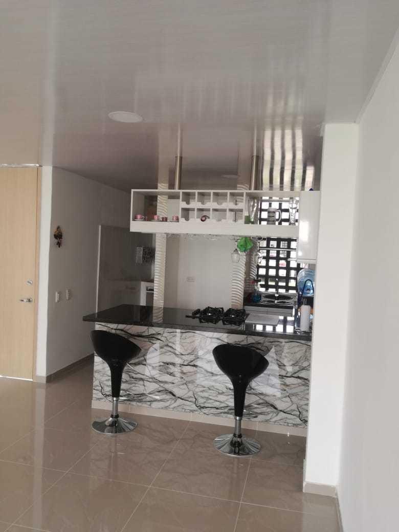 hermosa casa nueva de 4 ambientes y 3 baños