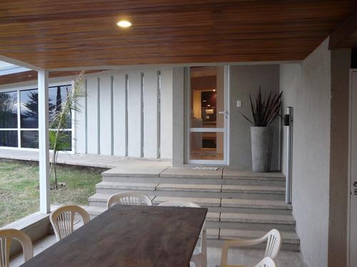 hermosa casa nueva de diseño -  carlos paz