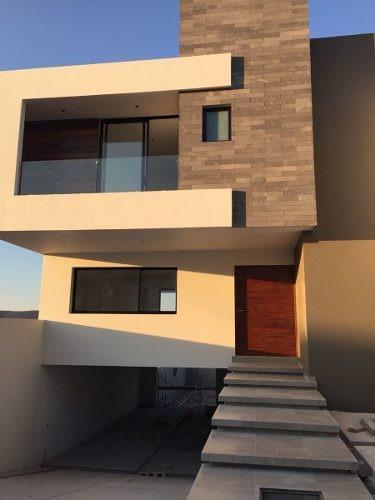 hermosa casa nueva en cumbres del lago