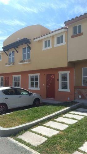 hermosa casa nueva en renta en fracc real solare qro. mex.