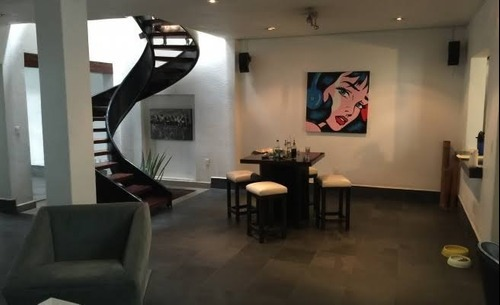 hermosa casa nueva en venta de 219 m2 en hipódromo condesa. qb