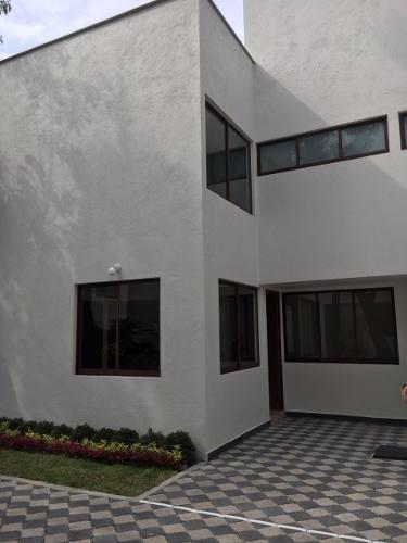 hermosa casa nueva en venta pueblo los reyes coyoacan