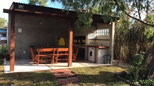hermosa casa para disfrutar temporada y todo el año! balneario buenos aires - ref: 1188