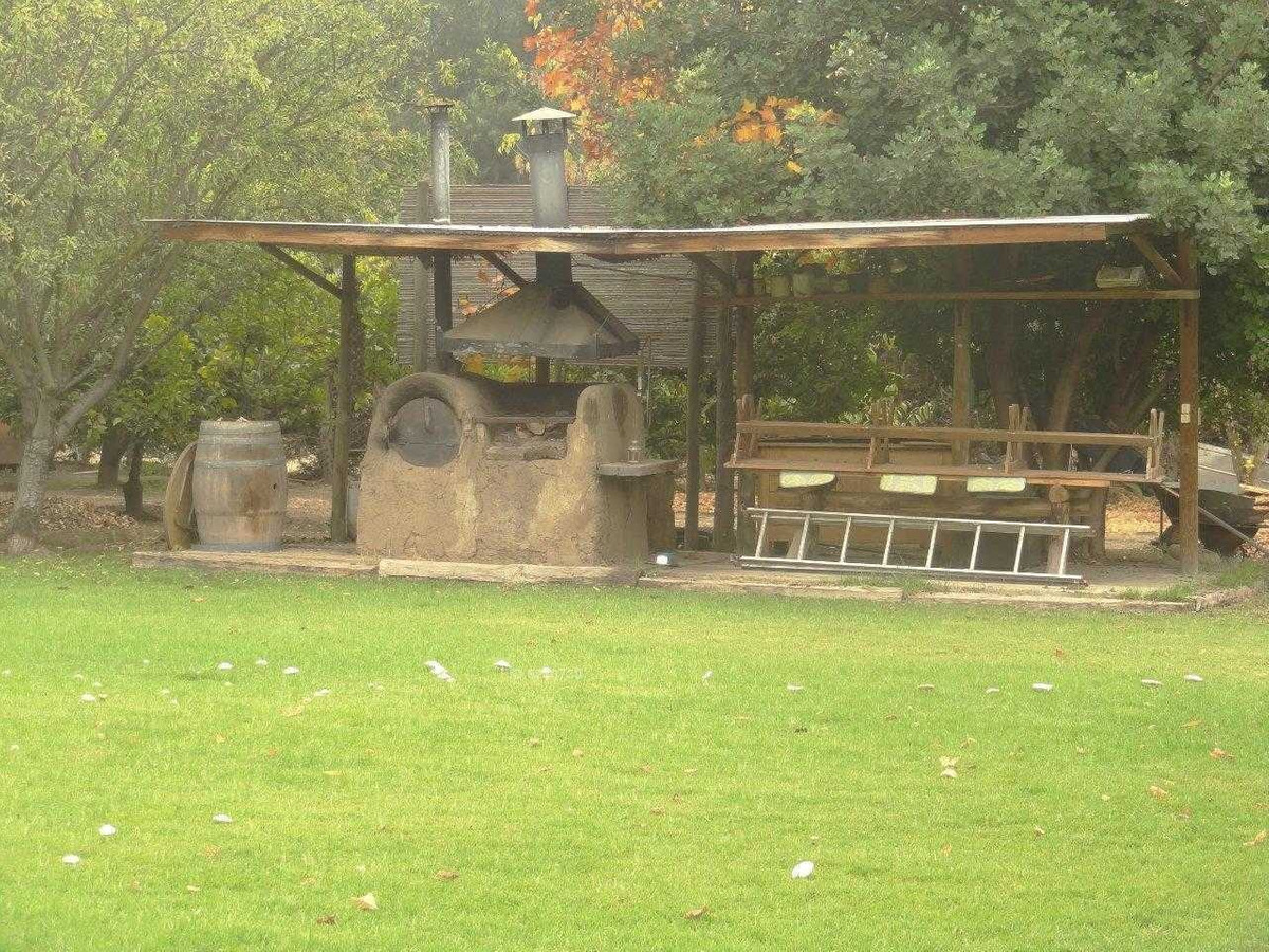 hermosa casa piscina / la campiña / parcela 0