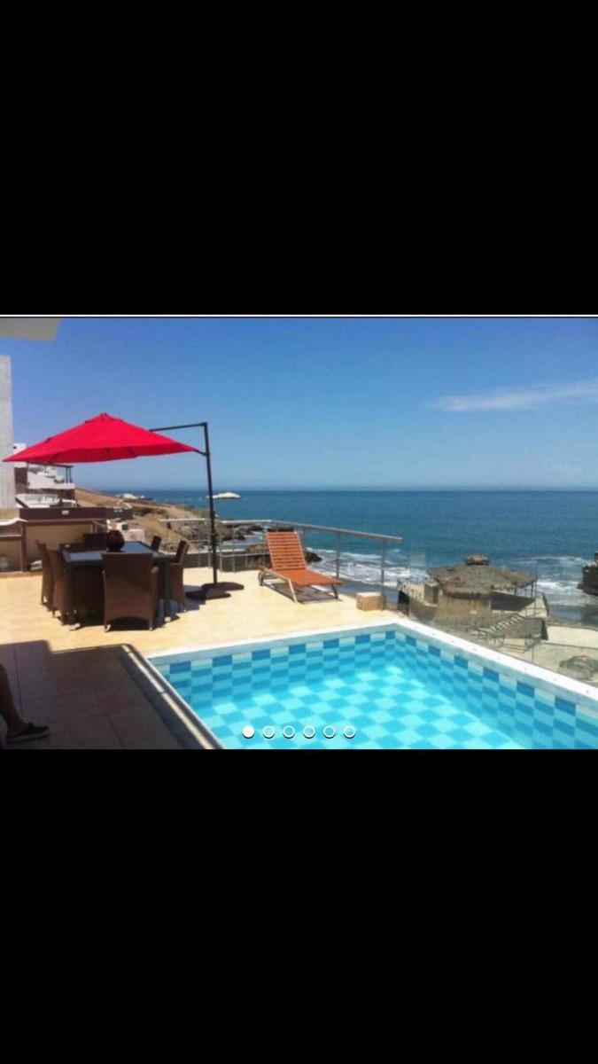 hermosa casa playa puerto fiel