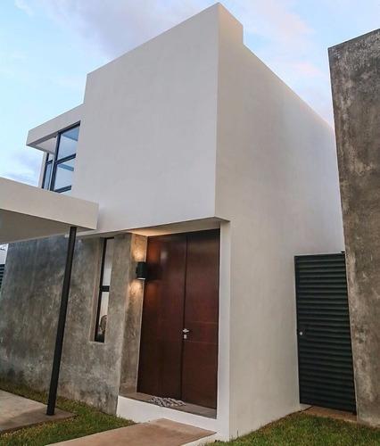 hermosa casa residencial en la privada sac-uh modelo c preventa
