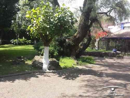 hermosa casa tipo hacienda colonial, cav-3497
