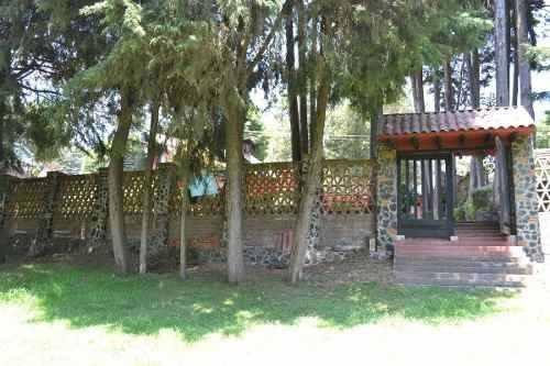 hermosa casa tipo suizo, enorme jardín santo tomás ajusco