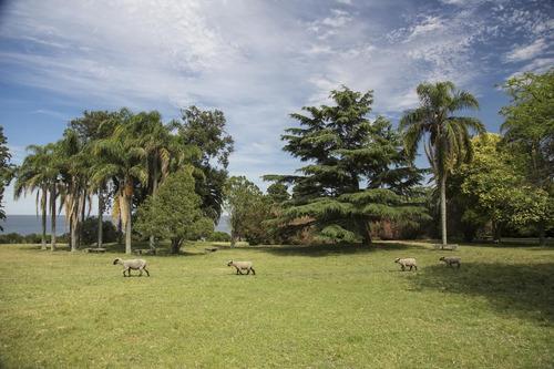 hermosa chacra con cañada y bosque nativo en barrio la baguala.-