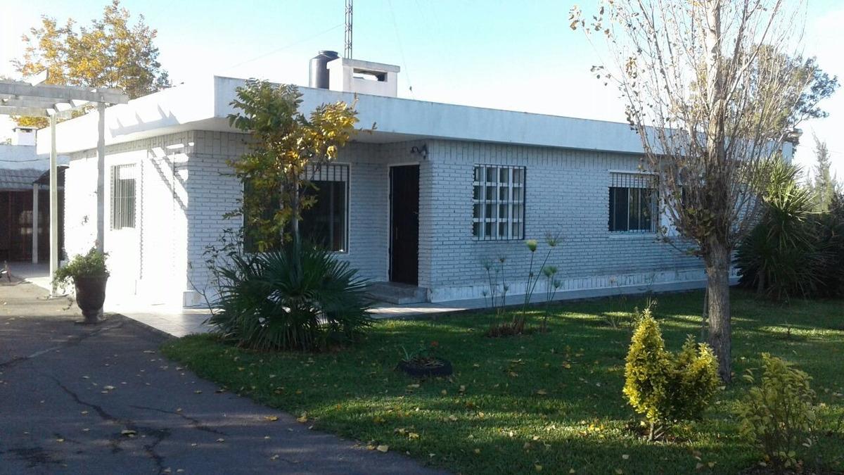 hermosa chacra de 5 hectáreas con muy buena casa. ref: 2.049