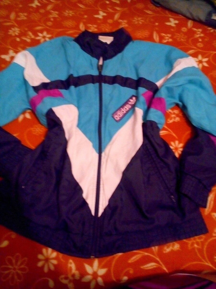 adidas originals vintage chaqueta