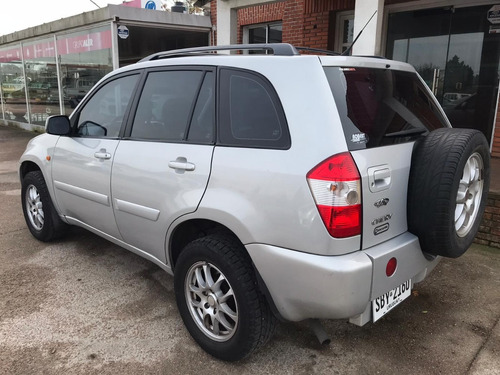 hermosa chery tiggo impecable estado!!!