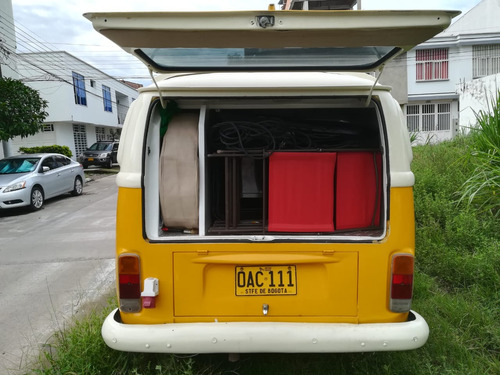 hermosa combi food truck! excelente precio!