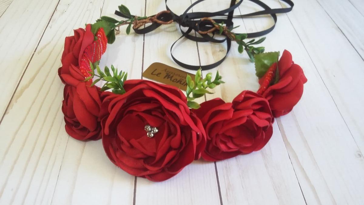 invicto x imágenes detalladas calidad superior Hermosa Corona Flores A Mano Mexicana Niñas Adultas