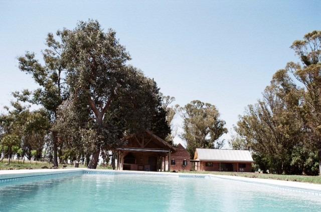 hermosa estancia en veronica campo chacra 27 ha dueño vende