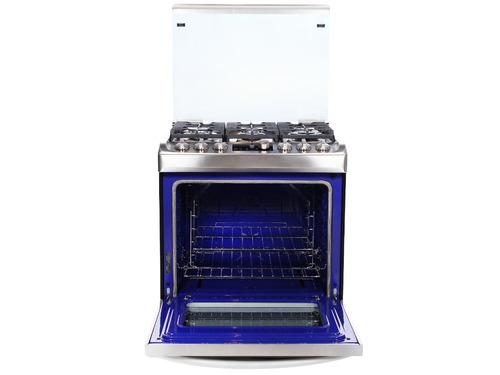 hermosa estufa lg rsg316t modelo top nueva acero inoxidable